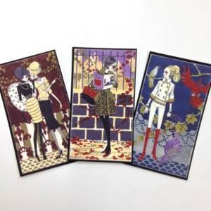 安野モヨコ モダンガールズポストカード